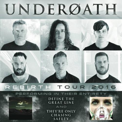 Underoath Announce Reunion Tour
