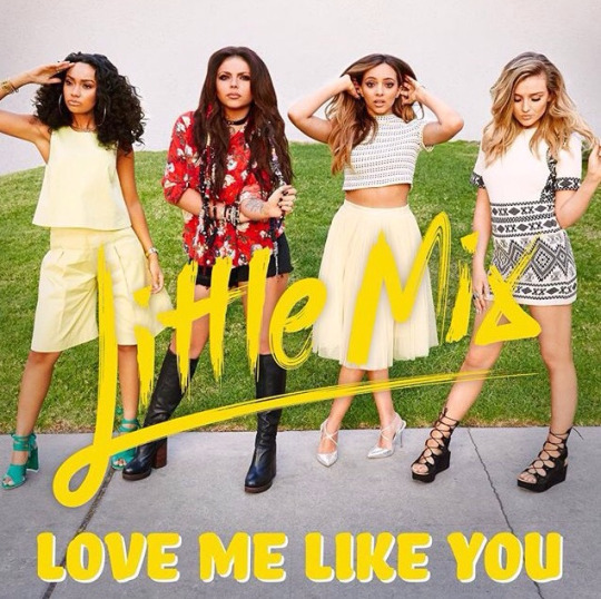 """Little Mix Release """"Love Me Like You"""" Music Video"""