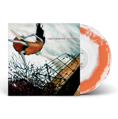 Circa Survive Juturna Ten Year Vinyl Pressings Delayed
