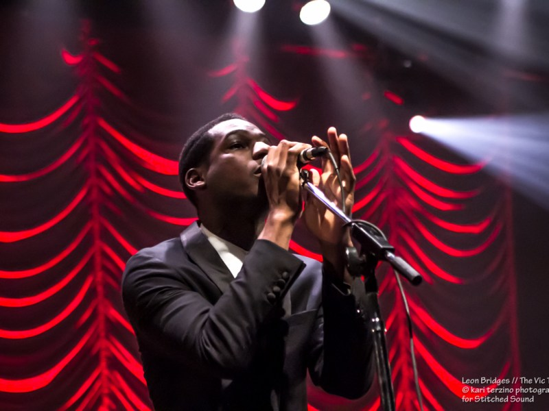 Leon Bridges – Chicago 10/27/2015