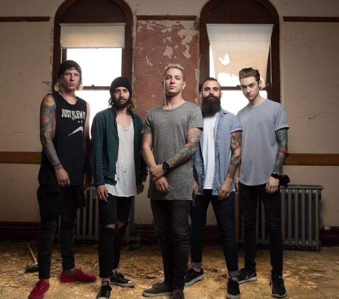 """The Word Alive Release """"Trapped"""" Music Video"""