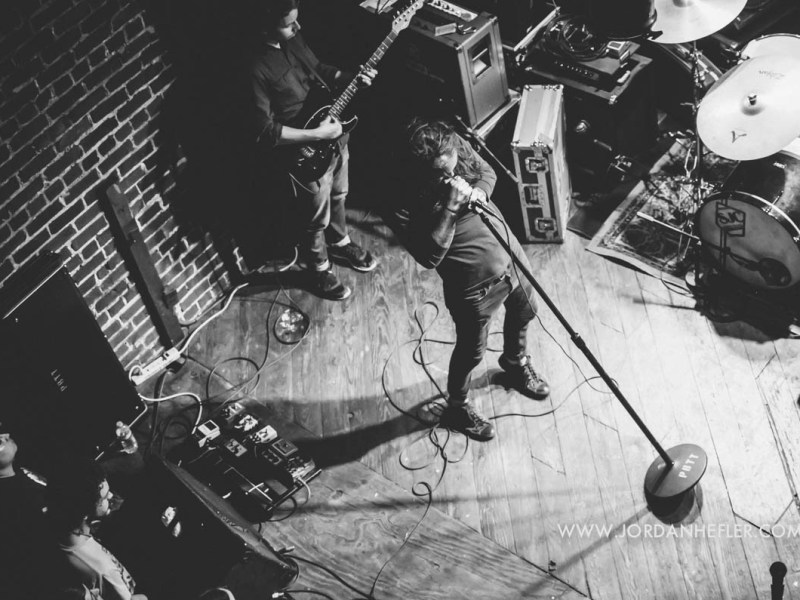 Restorations / Pianos Become the Teeth / mewithoutYou / The Menzingers 11.1