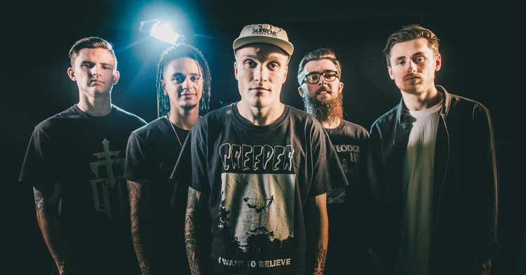 "Neck Deep vocalist releases Ed Sheeran ""Lego House"" cover"