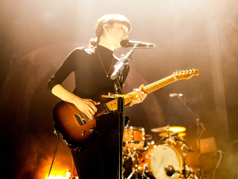 Live Review: Daughter @ The O2 Forum Kentish Town (01/28/2016)