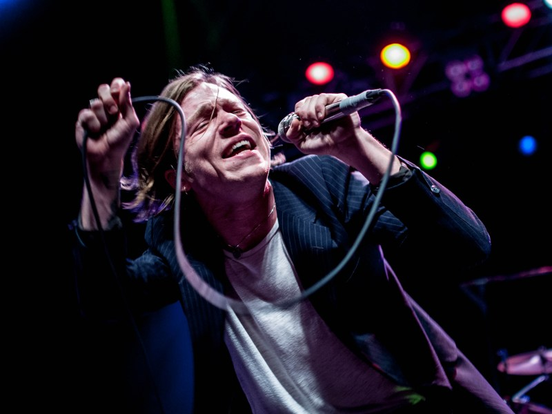 Cage The Elephant I London 2.11.16