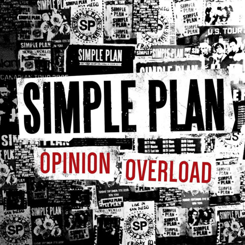 "Simple Plan To Release New Track ""Opinion Overload"""