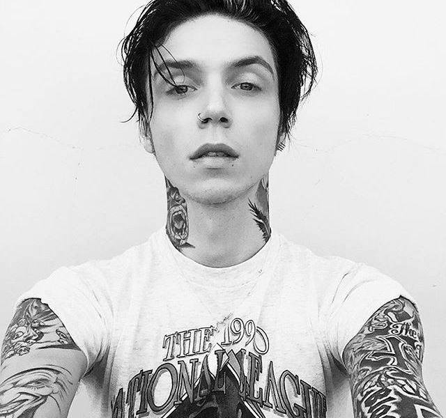 """Andy Black release """"Ribcage"""" music video"""