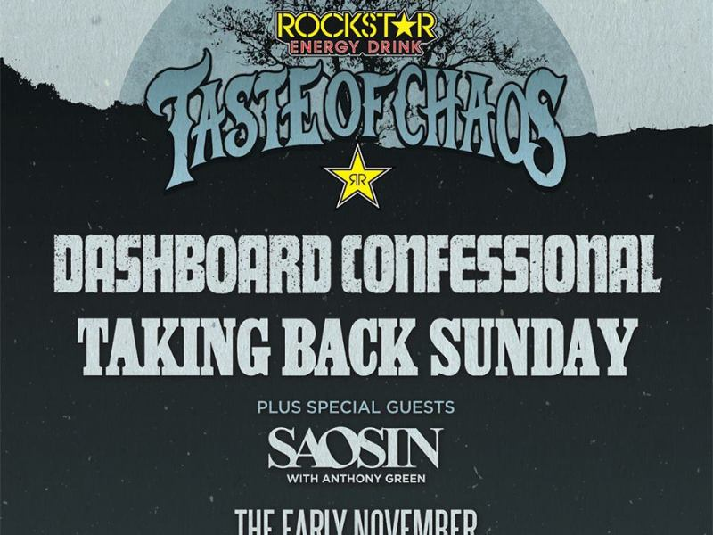 Taste of Chaos Tour Returns, Lineup Announced