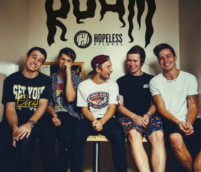 "ROAM Release ""Tracks"" Music Video"