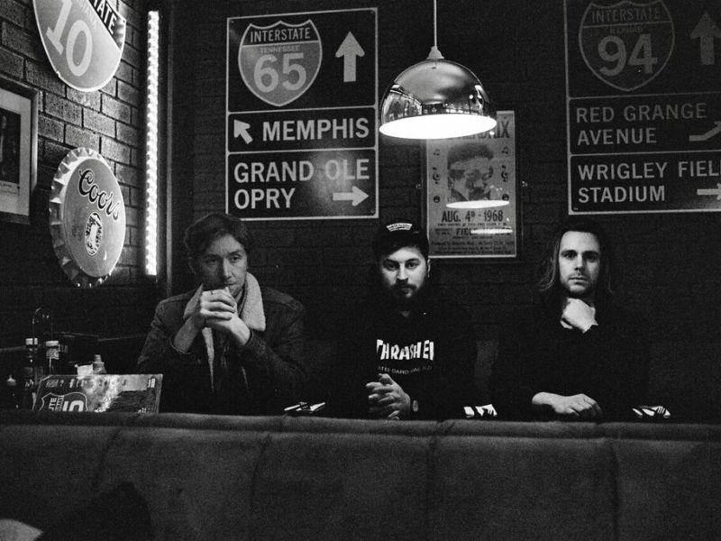 "Black Foxxes Release ""Husk"" Music Video"