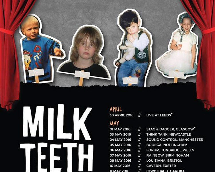 Milk Teeth Announce UK Tour