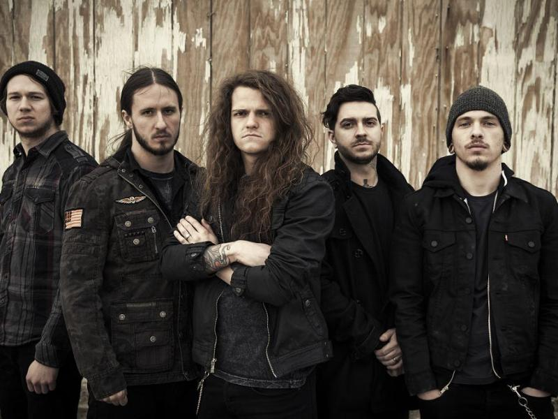 Miss May I Involved in Interstate Pile-up