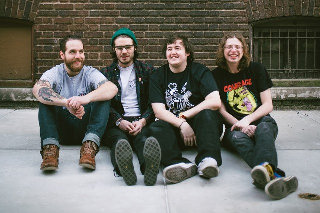 Modern Baseball cancel all upcoming tour dates