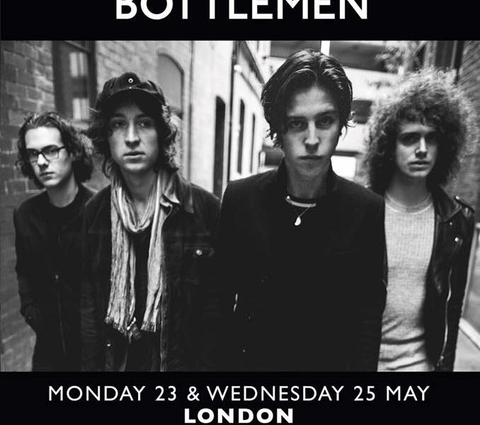 Catfish and the Bottlemen announce two London shows