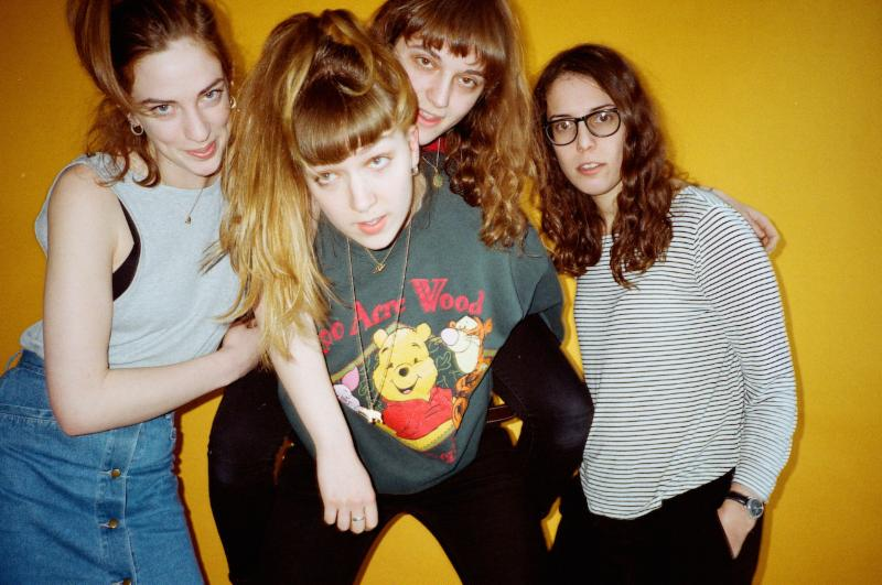 """The Big Moon release new video for """"Cupid"""""""