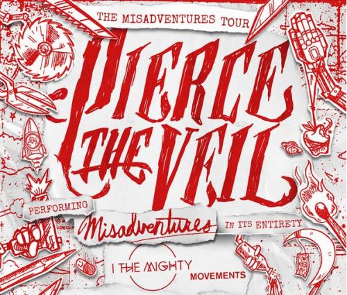 Pierce The Veil Announce Summer Tour