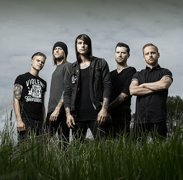 "Blessthefall release ""Dead Air"" music video"