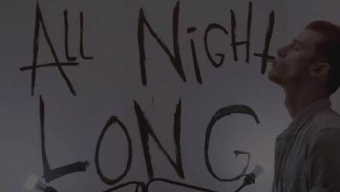 "MGK release new music video for ""All Night Long"""
