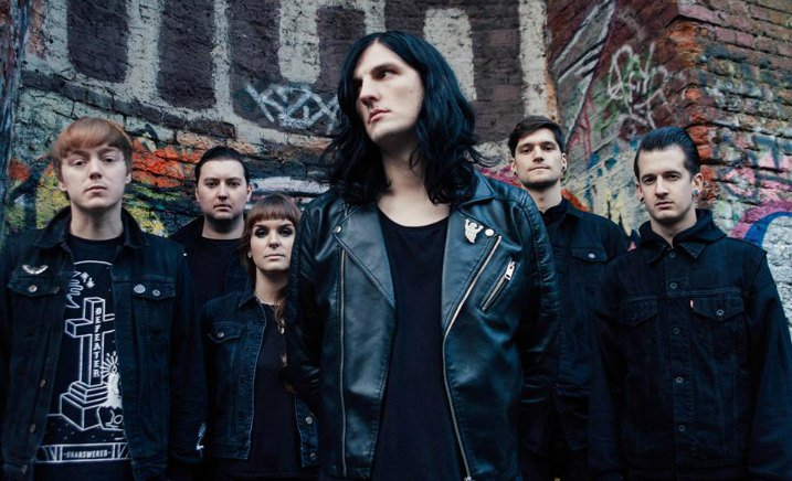 """Creeper release new single, """"Hiding With Boys"""""""