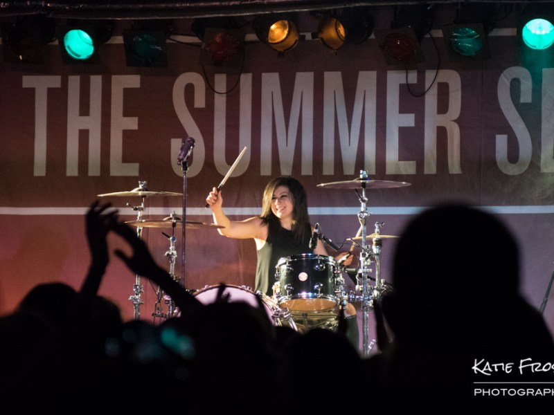 The Summer Set  – SYKES – The LaFontaines // Birmingham 5.13.2016