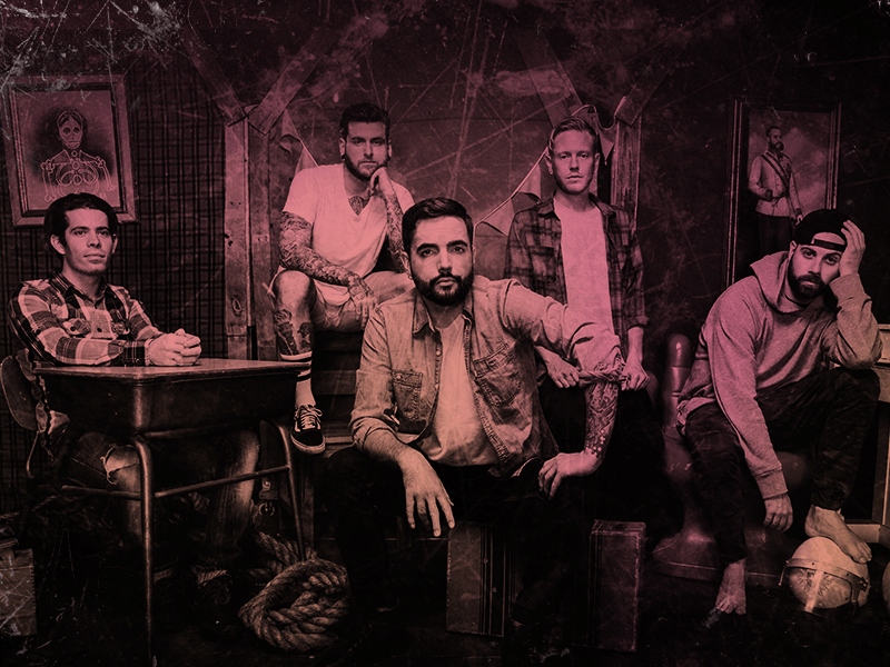 A Day To Remember win lawsuit against Victory Records