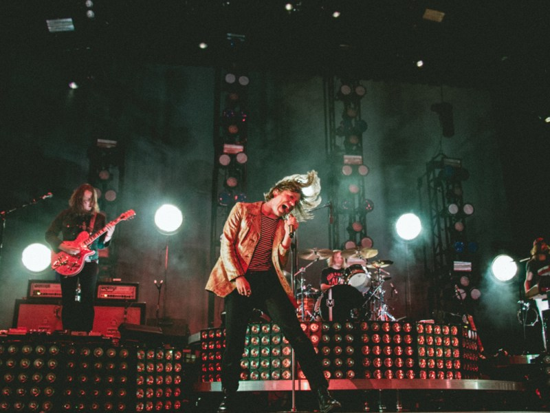 Cage The Elephant – Portugal. The Man // Seattle 6.19.2016