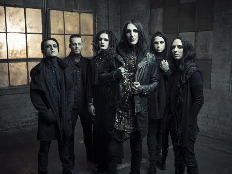 "Motionless In White release ""570"" music video"