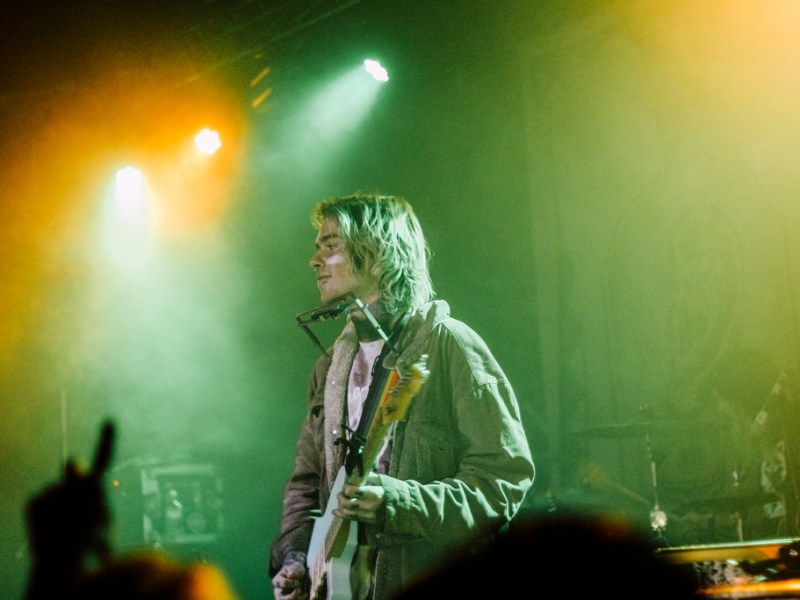 Never Shout Never – Me Like Bees // Tulsa, OK 6.26.2016