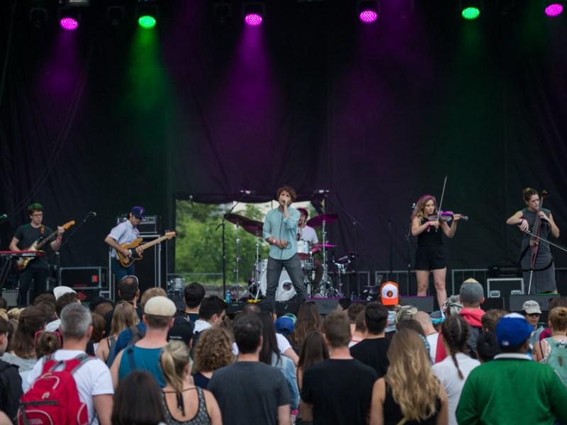 Field Trip Music & Arts Festival 2016