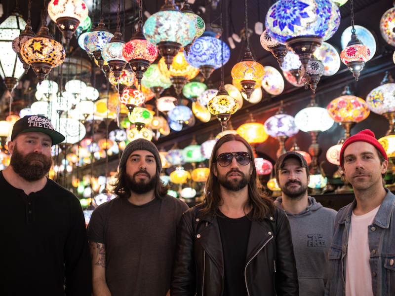 Every Time I Die announce the 'Low Teens' tour