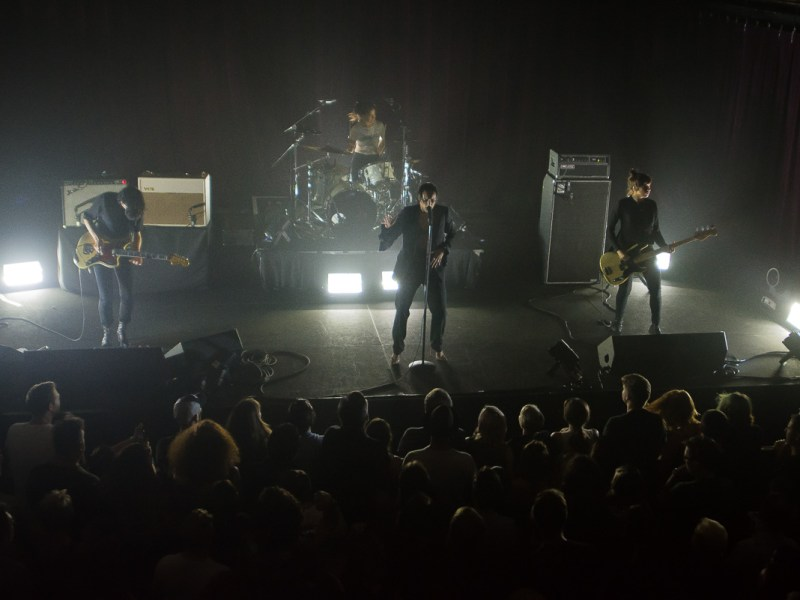 Savages – A Dead Forest Index // Louisville, KY 7.20.2016