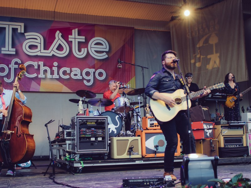 Taste of Chicago 2016 [The Decemberists]
