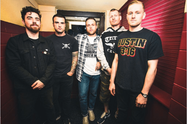"Stick To Your Guns release new track, ""No Tolerance"""