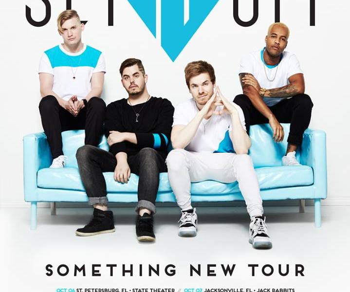 Set It Off announce fall American tour