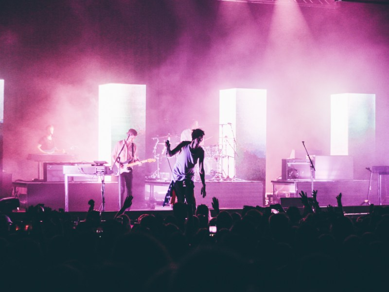 The 1975 // OKC Edgefest 2016