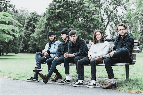 "Boston Manor release ""Lead Feet"" music video"