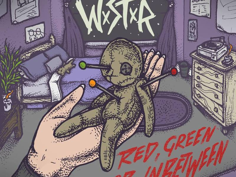 WSTR announce new album, 'Red, Green or Inbetween'