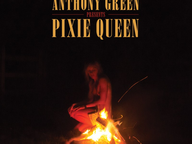 Album Review: Anthony Green 'Pixie Queen'