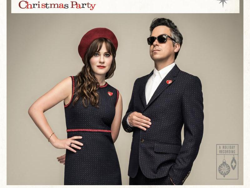 She & Him to release new album 'Christmas Party'