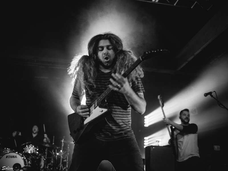 Coheed and Cambria – Saves The Day – Polyphia // Seattle 9.13.2016