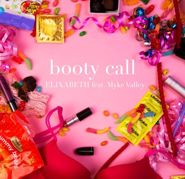 "ELIXABETH premieres new single, ""Booty Call"""
