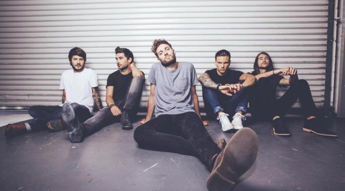 "You Me At Six release ""Night People"" music video"