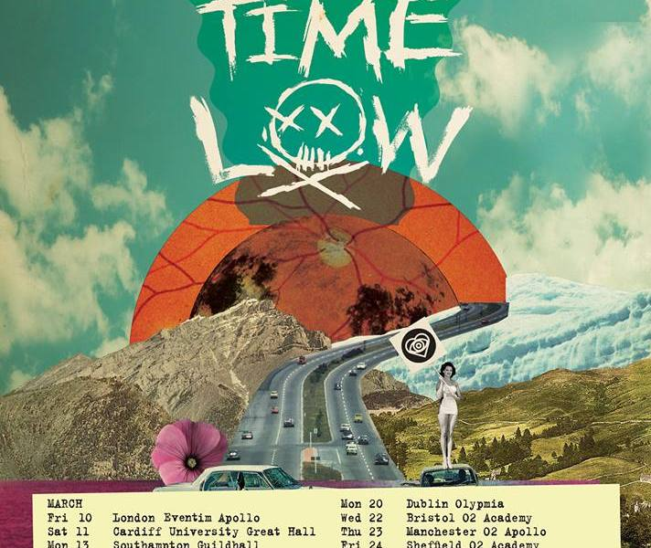 All Time Low announce UK tour