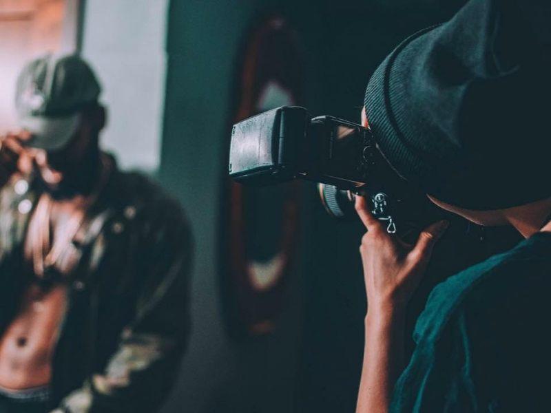 Behind The Lens With Zoe Rain