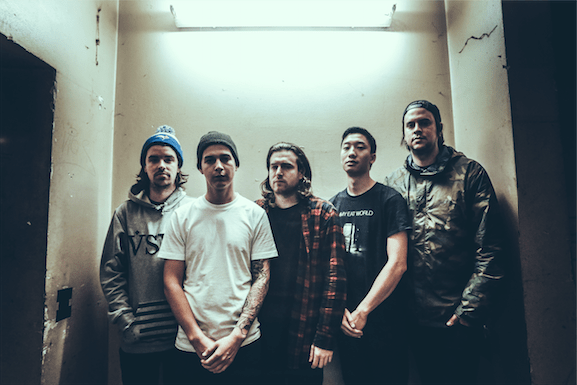 """Counterparts release """"Stranger"""" music video"""