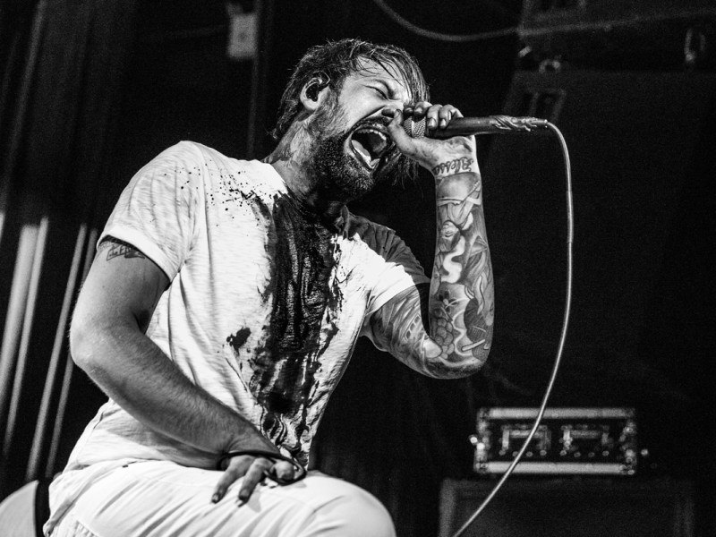 Old Wounds – Fit For A King – Every Time I Die – Beartooth // NYC, NY 10.31.16