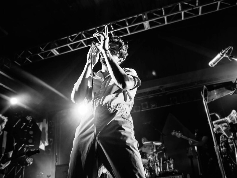 Ra Ra Riot – Young The Giant // Seattle, WA 10.28.2016