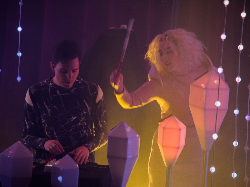 Health – Purity Ring // Louisville, KY 11.1.16