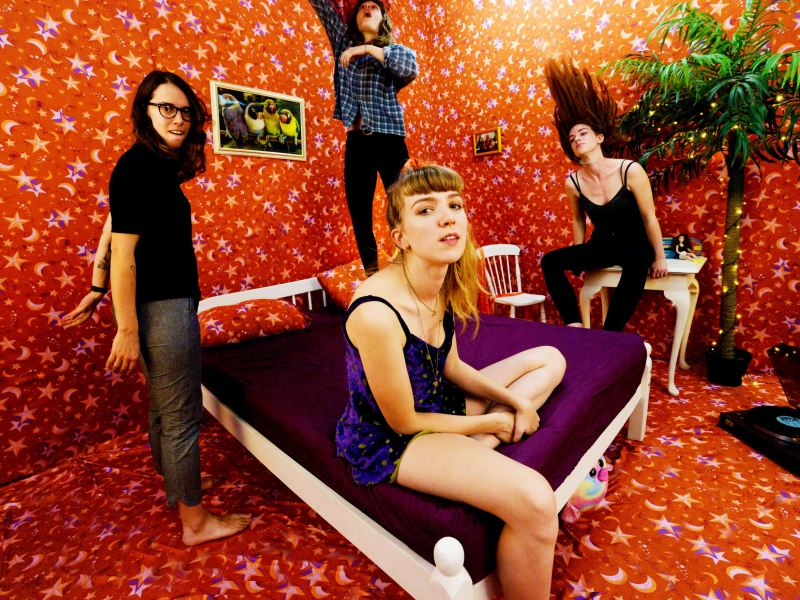 """The Big Moon release new single """"Formidable"""""""