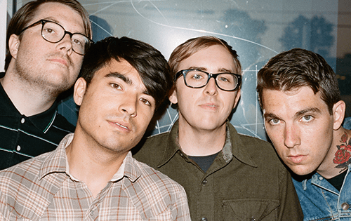 "Joyce Manor release new song, ""NBTSA"""